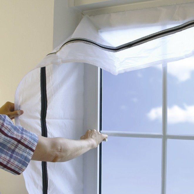 jak uszczelnic okno klimatyzacja