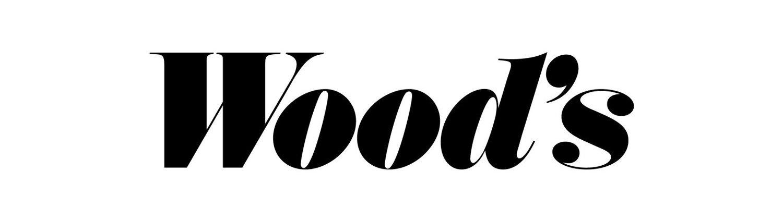 logo marki woods