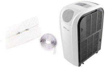 Klimatyzator przenośny Fral FSC14SC + uszczelnienie okna
